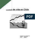 Costo de vida en Chile
