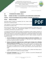 CM 2 COMUNICADO PADRES