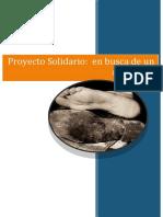 INFORME proyecto solidario en busca de un nuevo sol
