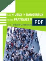 Brochure Jeux Dangereux