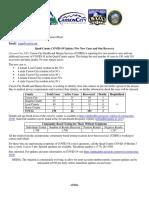 CCHHS Corona Update 5-19-2020
