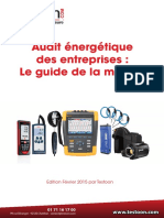 audit energetique - presentation