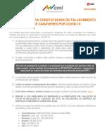 PTC COVID-19 FALLECIMIENTOS  (09-04-2020)