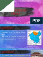 diapositiva china