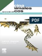 Medicina de animales exóticos, guía de referencia rápida