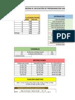 PARCIAL Nº1 - PLANIFICACIÓN Y CONTROL DE OPERACIONES