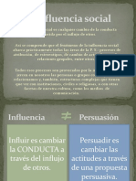 5 La influencia social.pptx