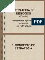ESTRATEGIA DE NEGOCIOS 1 definiciones.ppt