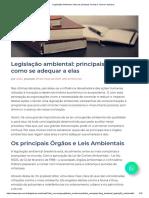 Legislação Ambiental_ Saiba as principais normas e como se adequar