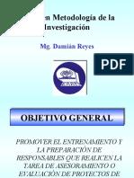 CRITERIOS METODOLOGICOS DE LA INVESTIGACION