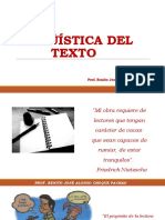 LINGÜÍSTICA DEL TEXTO - BENITO CHOQUE.ppsx