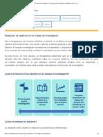 Redaccion_de_objetivos_en_un_trabajo_de_investigacion___Biblioteca_DUOC_UC