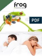 Apresentação Agência Frog na aba Rio