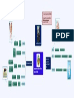 mapa mental teoria psicodinamica