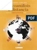 CAROLINO - Psicoanálisis a distancia.pdf