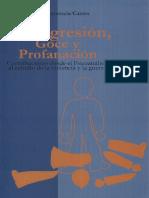 CASTRO - Transgresión, goce y profanación