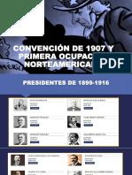 CONVENCIÓN DOMINICO AMERICANA Y PRIMERA INTERVENCIÓN NORTEAMERICANA version pdf.pdf