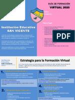 GUIA PARA FORMACIÓN VIRTUAL PADRES Y ESTUDIANTES