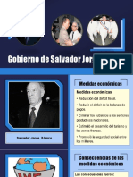 Gobierno de SJB 1982 A 1986