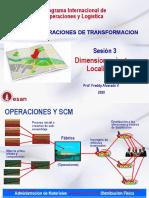 S3 Dimensionam. y Localización