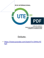 """CLASE 3, debate de la globalización """"Charles Hill"""""""