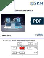 Unit I IP Header