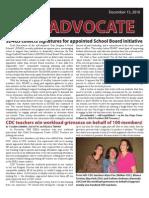 December 2010 Advocate