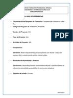 folleto compentencias