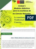 PPT 1-Enseñanza Tradicional de las Ciencias