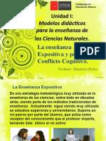 PPT 3-Enseñanza Expositiva y por Conflicto Cognitivo.pptx