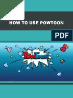How to use Powtoon