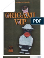 Carlos Santa Maria - Origami Vip