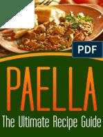 Paella (español) The Ultimate Recipe - Susan Hudges