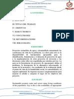 CAPITULO 1 RESUMEN DE NORMAS. OS.010-AL-OS.0100