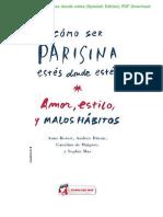 Como ser parisina estes donde estes.pdf