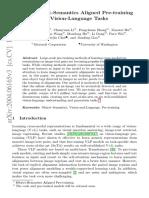 Oscar Object-Semantics Aligned Pre-training for Vision-Language Tasks.pdf