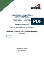 CASO - Emprendedurismo (Informe abreviado)