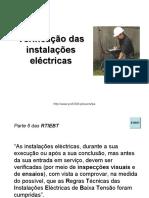Verificacao das instalacoes electricas (1).ppt