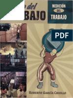 ESTUDIO DEL TRABAJO MEDICION DEL TRABAJO