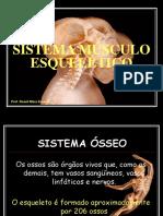 UC4 - Sistema Músculo Esquelético