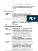 Terms and Conditions PDF