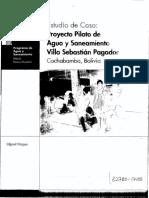 Sebastián Pagador-Proyecto piloto gestión local agua
