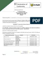 Marquage CE - Gamme K-Flex ST.pdf