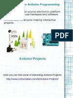 ArduinoIntroWorkshop