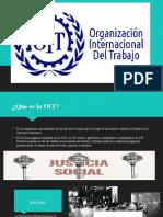 OIT-ORGANIZACIÓN INTERNACIONAL DEL TRABAJO