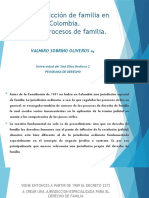 LA JURISDICCION DE FAMILIA EN COLOMBIA