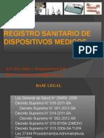 2 DISPOSITIVOS MEDICOS Decreo sup remo N° 016-2011-SA pptx.pptx