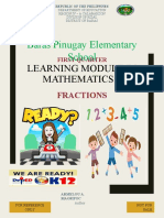 Module in Math 6_COVER page