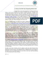 UCSD JEEP INFORSE East Africa Biodiversity Day 2020 Media Brief