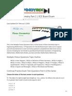 pinoybix.org-MCQ in Plane Geometry Part 2  ECE Board Exam